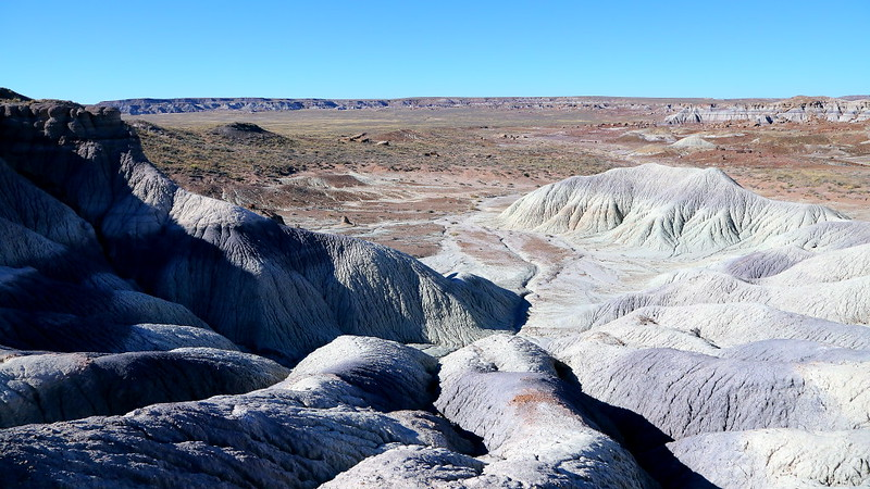 IMG_4166 Badlands at Jasper Forest, Petrified Forest National Park