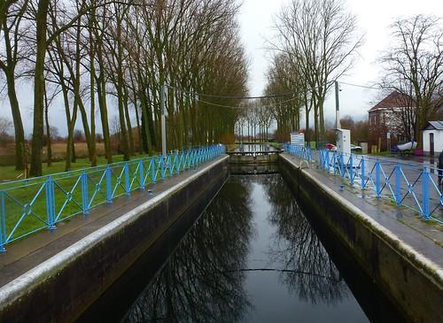 Leers Nord parcours wallon du Canal de l'Espierres (8)
