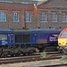 DRS 66426 and DB 67028 Doncaster