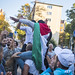 Free to be Palestinian in Berlin. Unteilbar day, October 2018.