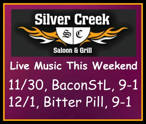 Silver Creek Poster 11-30-18