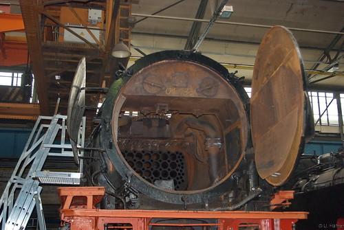 bb-01 180 Bayerische Eisenbahnmuseum