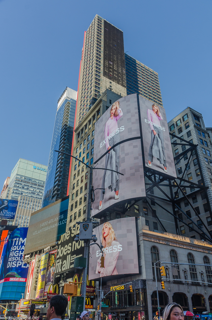 Нью-Йорк_Central Park_Times Square-53
