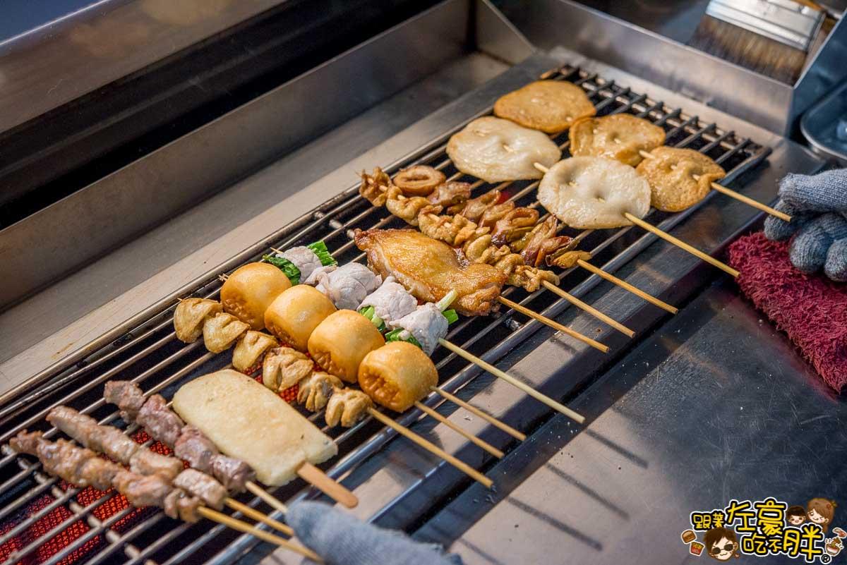 上榮新疆烤肉串左營店-23