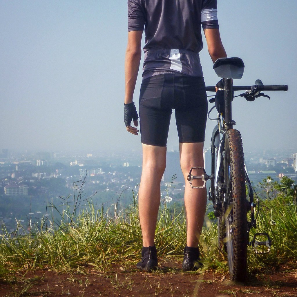 Singletrek Sonic Cycling Short