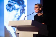 Monica Soeting bij Publiek Domeindag 2019