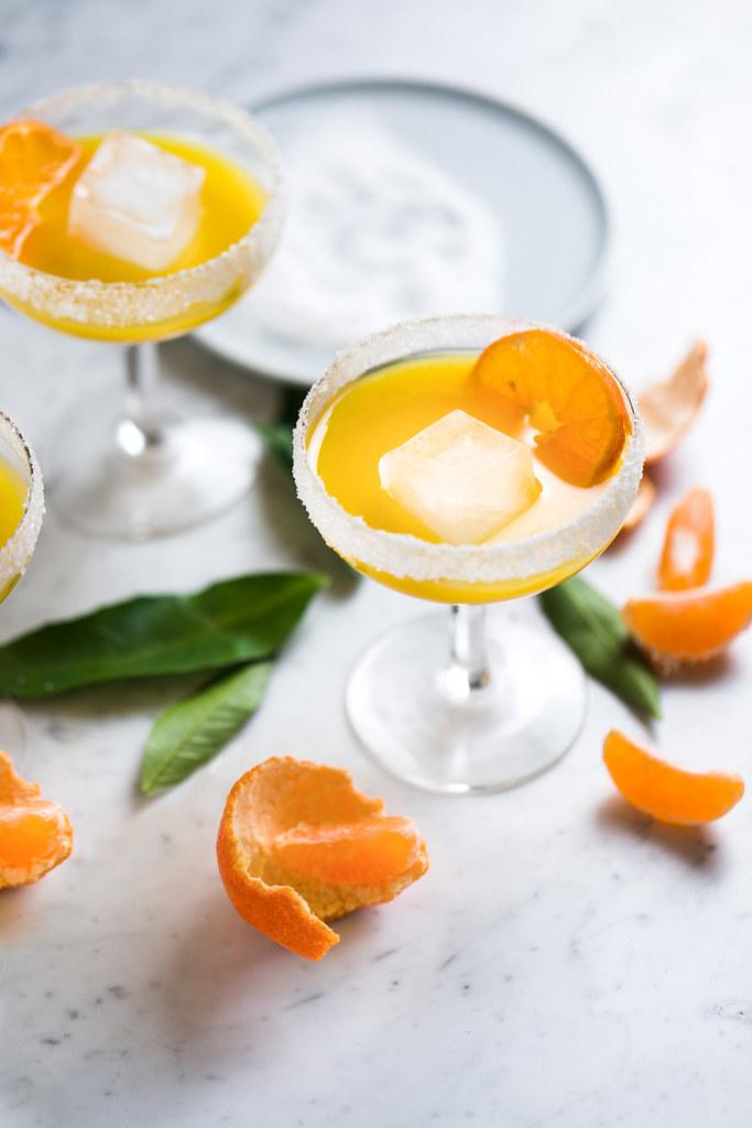 Virginia Repetto - Mandarin cocktail
