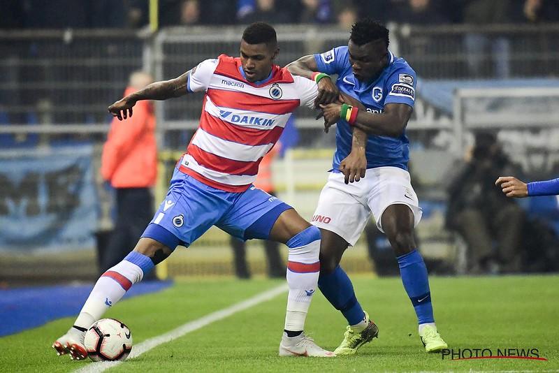 Genk-Club Brugge 03-11-2018