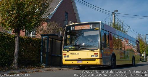 TEC Namur-Luxembourg 4.303 - Ligne 7