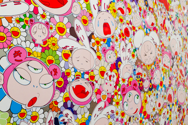 The Broad: Takashi Murakami