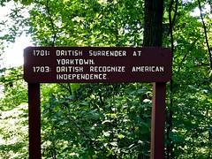 1781 British Surrender at Yorktown