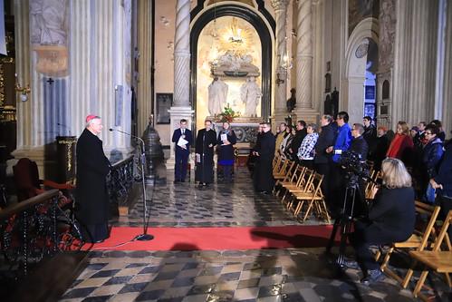 Dialogi z Arcybiskupem - Liturgia godnie czy sprawnie | Abp Marek Jędraszewski, 15.11.2018