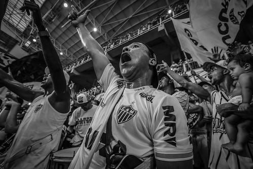 No meio da Massa: Atlético x BOA Esporte - 20.01.2019 Campeonato Mineiro 2019