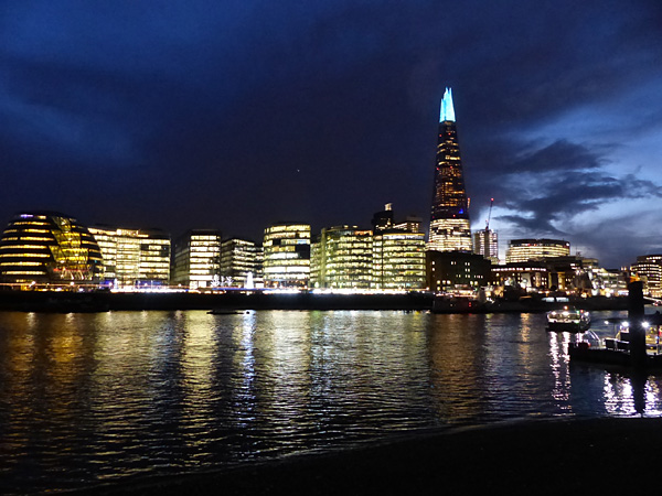 the shard de nuit