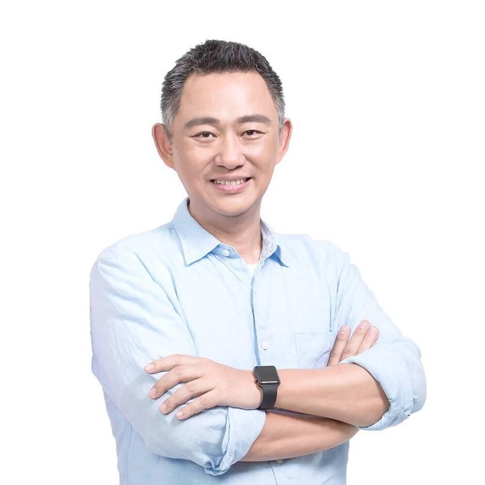 1號國民黨楊鎮浯(圖片取自楊鎮浯臉書)