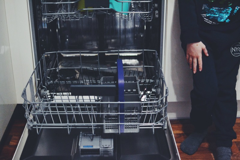 Beko Dishwasher Easy to Use