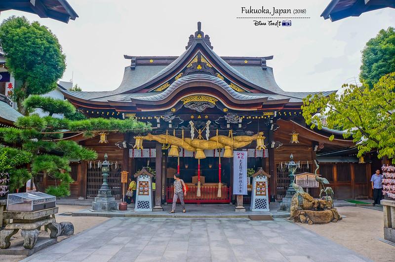 2018 Fukuoka Kushida Shrine