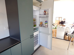 frigo integrado