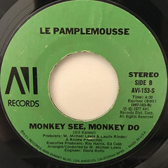 LE PAMPLEMOUSSE:LE SPANK(LABEL SIDE-B)
