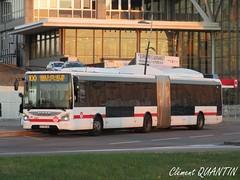 IVECO BUS UrbanWay 18 - 2307 - Keolis Lyon