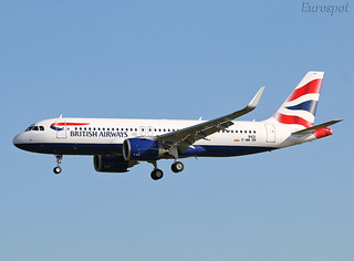 F-WWDR Airbus A320 NEO British Airways