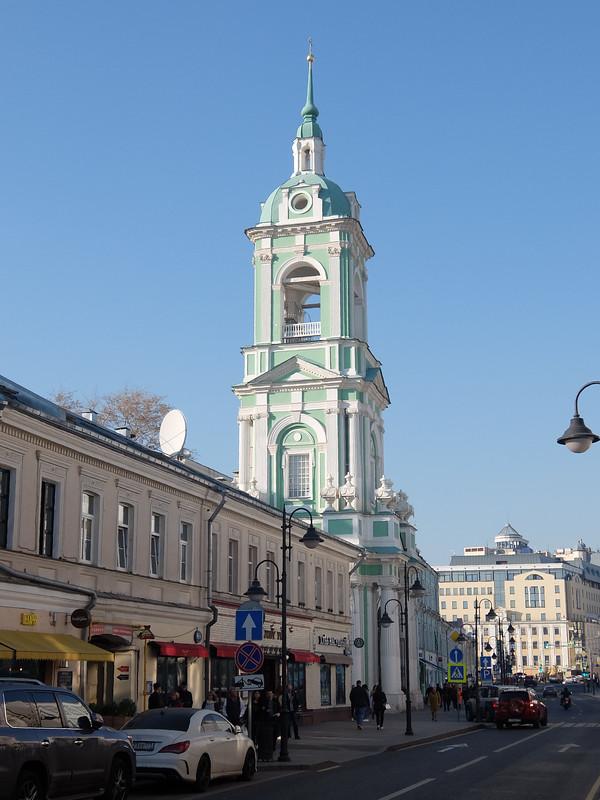 Москва - Собор на Пятницкой