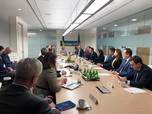 Lansarea Consiliului de Business Moldova – SUA.