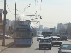 _20060406_106_Moscow trolleybus VMZ-62151 6000 test run ALtufievskoe Shosse