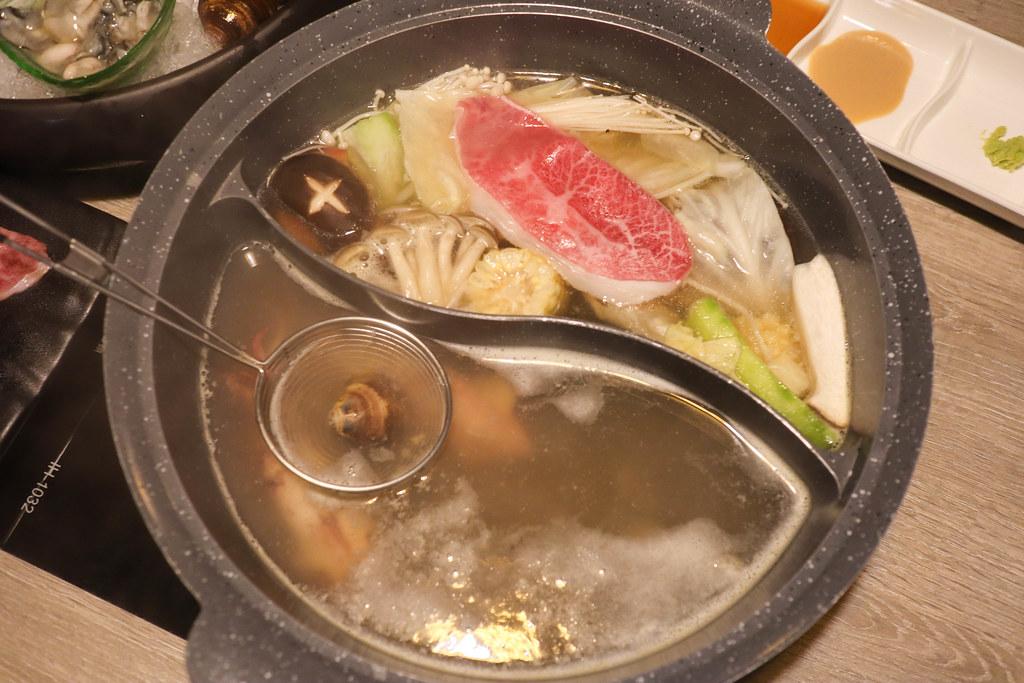 釧井 飛驒牛(海鮮鍋物) (68)