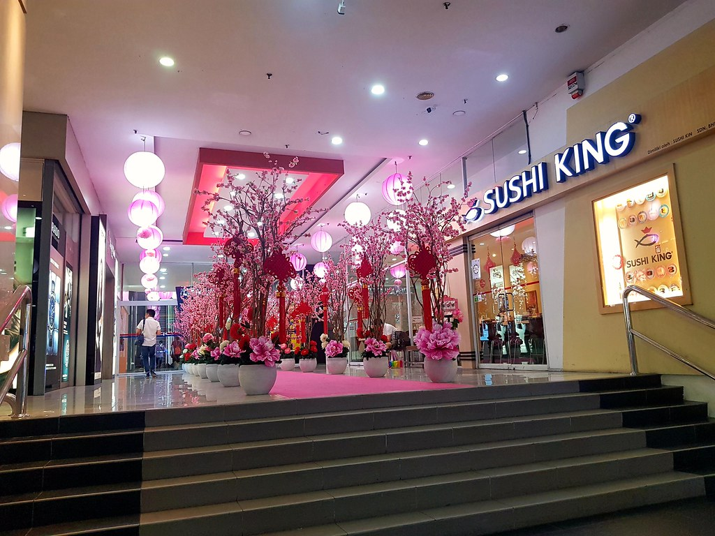 @ 2019 CNY at Komtar, Perangi Mall and 1st Avenue, Penang