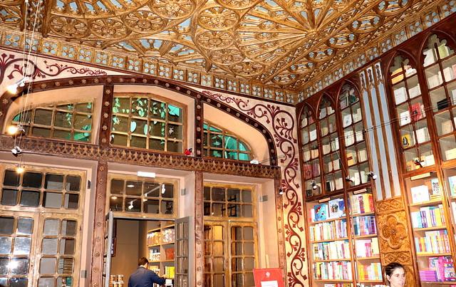 Visitar Librería Lello de Oporto