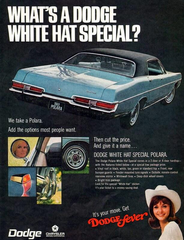 1969 Dodge Polora