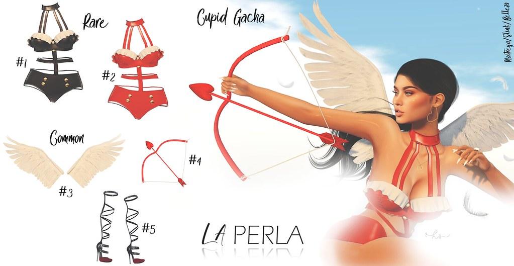 {LP}- Cupid  Gacha