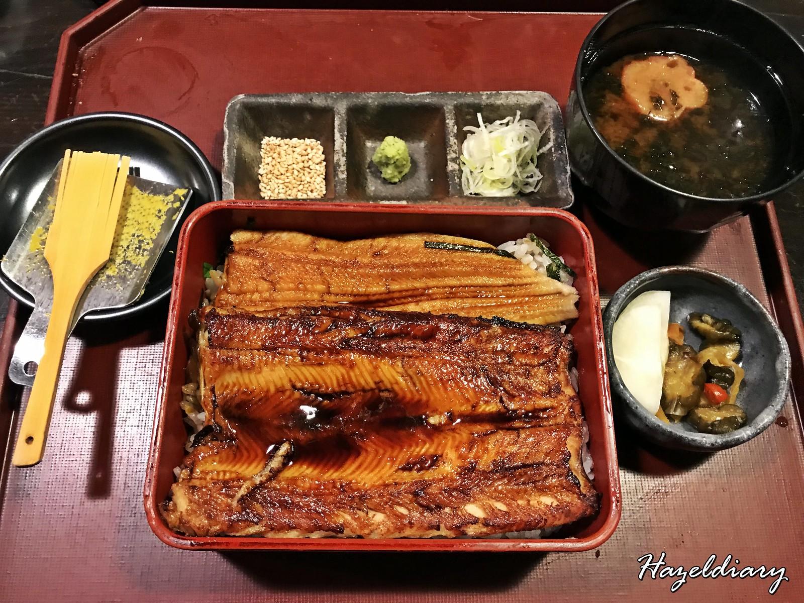 Nihonbashi Tamai-Anago-Hakomeshi