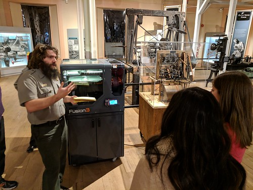 Ranger Scott and the 3D Printer