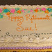 Sue's Retirement Cake