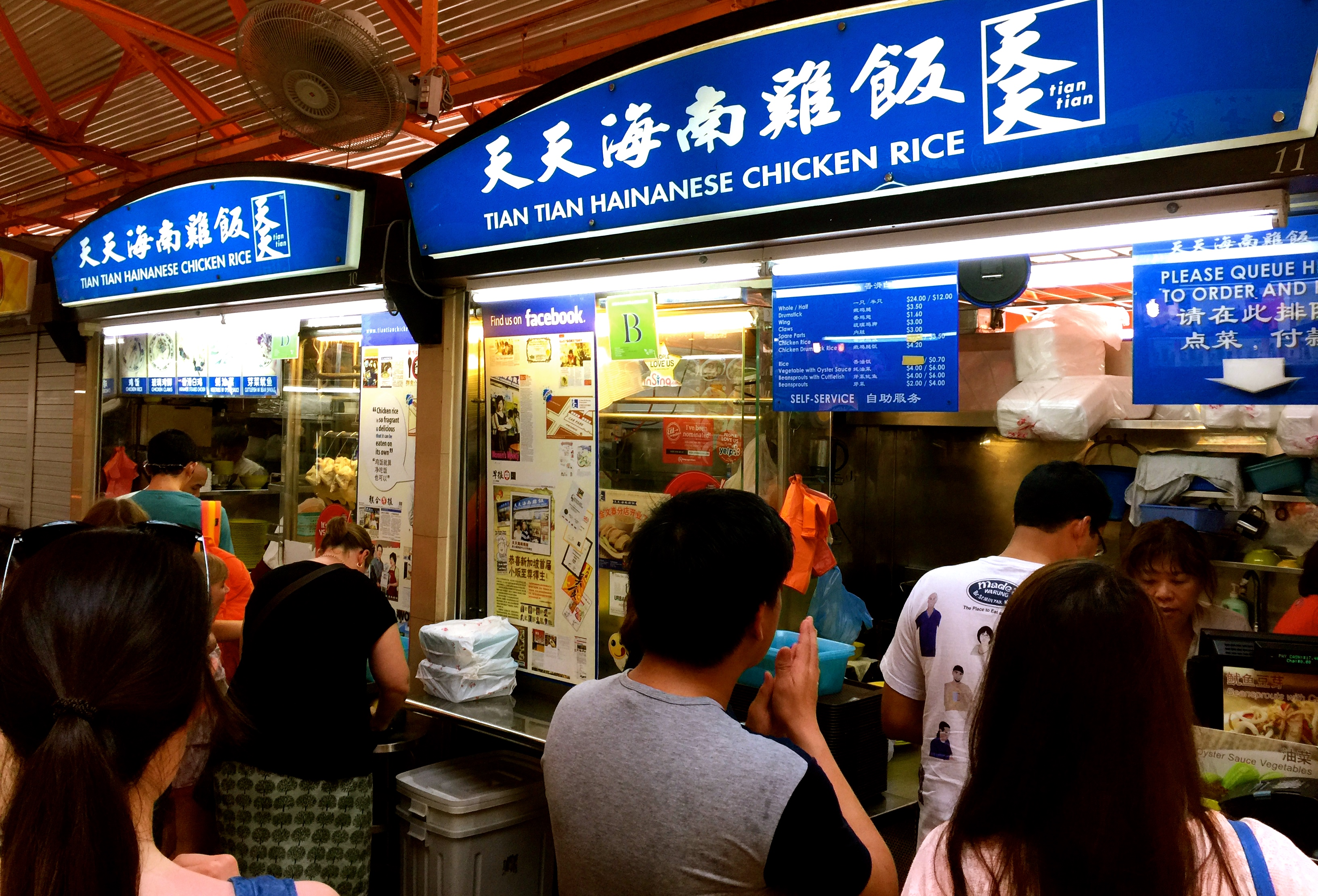 Hawker Market Singapore Traveldaveuk 31