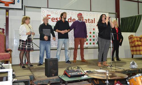 Festa de Natal dos Séniores em Fânzeres