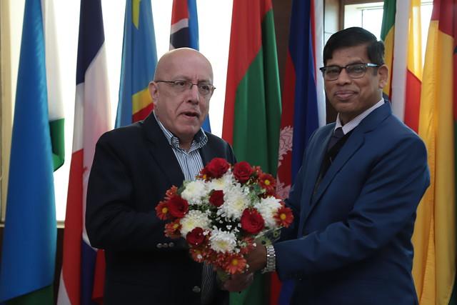 17th ISA SUN Meet held on 19th December, 2018 at ISA HQ, Gurugram, Haryana.