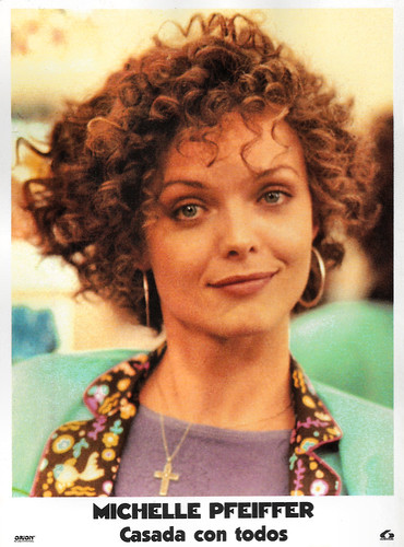 Michelle Pfeiffer in Married to the Mob (1988)