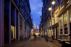 Amsterdam oldtown