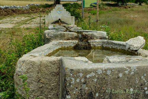 Fuente de las piletas, Benaocaz, Cádiz.