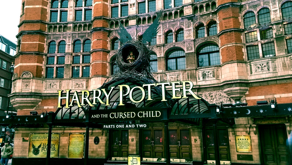 Harry Potter and the Cursed Child en el Palace