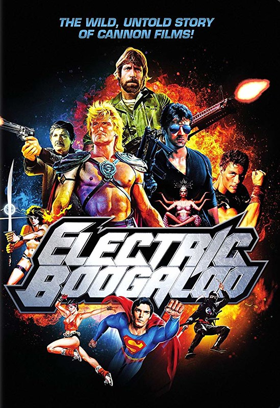 Electric Boogaloo - The Wild Untold Story of Cannon Films - Poster 5