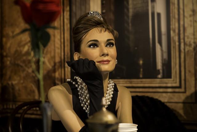 Audrey Hepburn '17