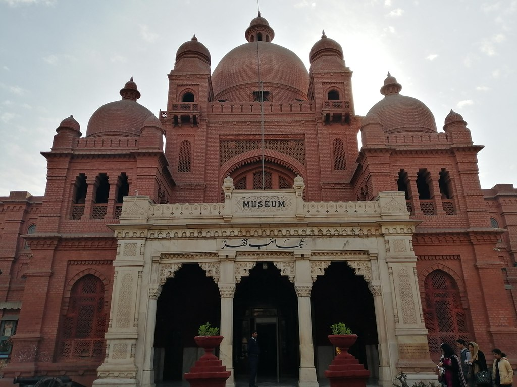 Lahore Museum Picture with HDR Mode on Honor 10 Lite