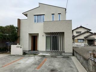 Een modern Japans huis