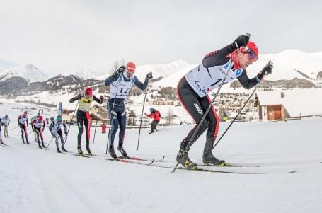 V sobotu se jede La Diagonela ve Švýcarsku, loni úspěšná pro Bauerův tým