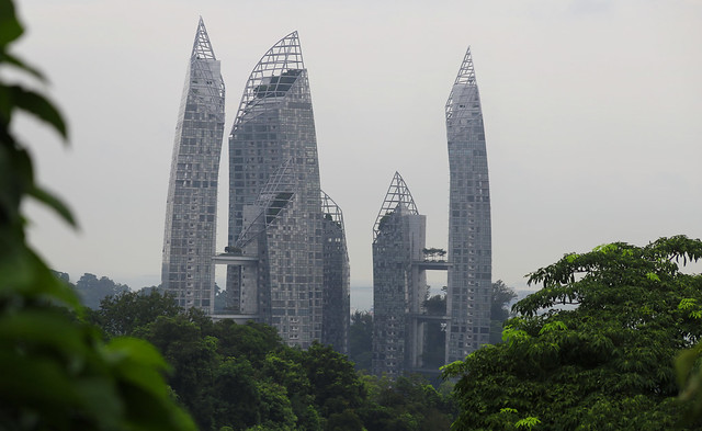 Reflections at Keppel Bay is a true icon of modern architecture