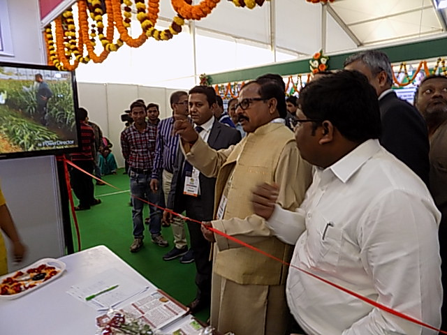 'Krushi Odisha 2019' agricultural fair, India, 15-19 January 2019